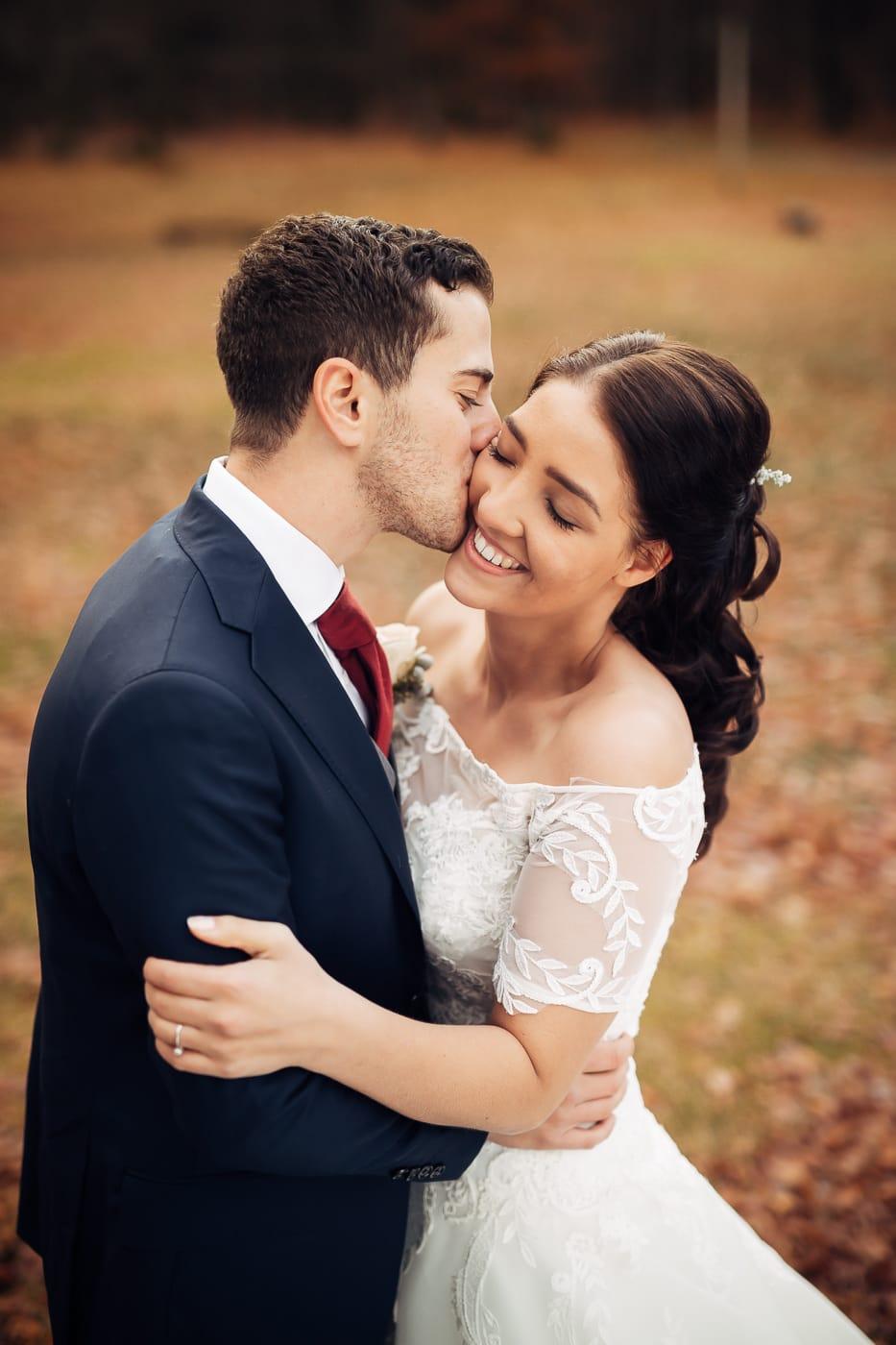 Den magiske årstiden Bokeskogen larvik bryllupsbilder 20