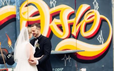 Hilde & Martin – bryllup i hjertet av Oslo