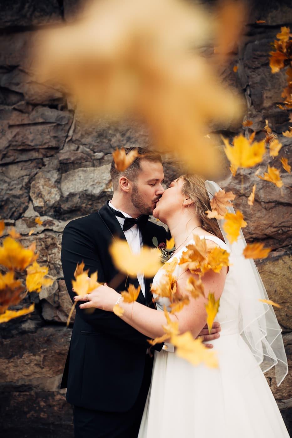 Den magiske årstiden Bryllup Bortenfor Oslo Sentrum 29