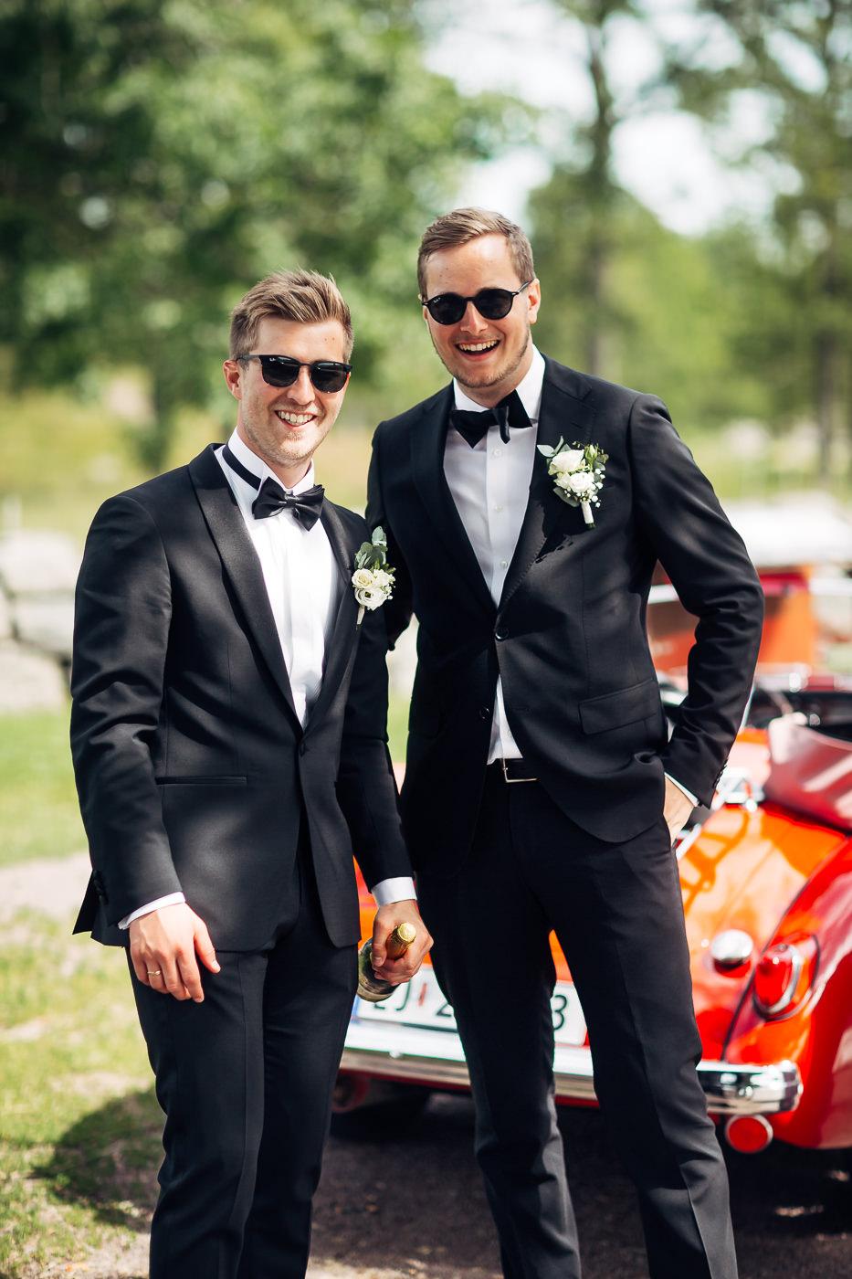 Marte & Mathias - heldagsfotografering i Horten med magisk avslutning Bryllup Dal Gjestegard Horten Vestfold 26
