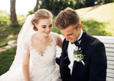 En bryllupsdag Bryllup Dal Gjestegard Horten Vestfold 29