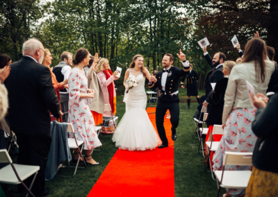 En bryllupsdag Bryllup Eckbo Selskapslokaler 29