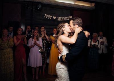 En bryllupsdag Bryllup Eckbo Selskapslokaler 3