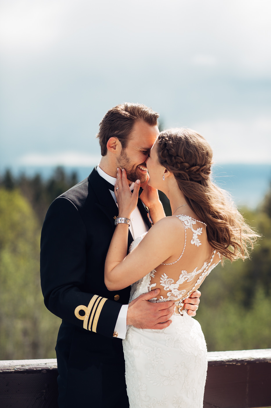 Henriette & Patrick - energisk maibryllup på Holmenkollen Bryllup Eckbo Selskapslokaler 41 Bryllup