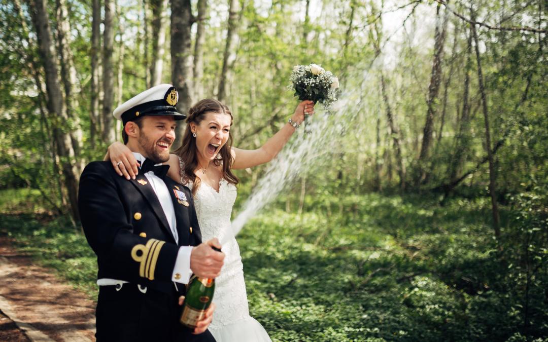 8 ting å huske på til bryllupsfotograferingen