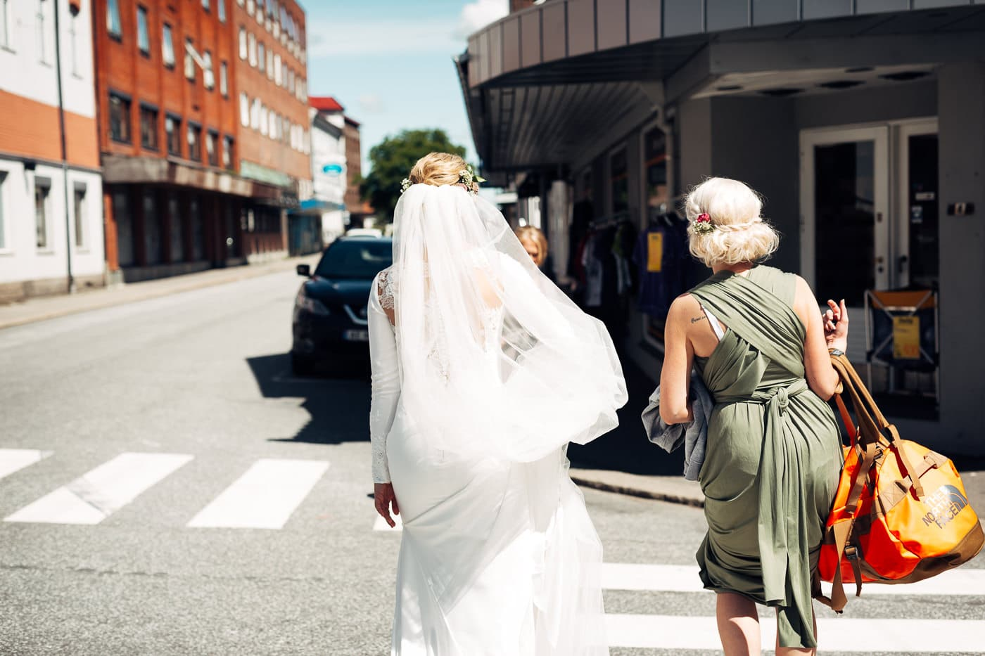 Karoline & Andreas - bryllup i Østfold med magiske detaljer Bryllup Fredrikstad Fotograf 15