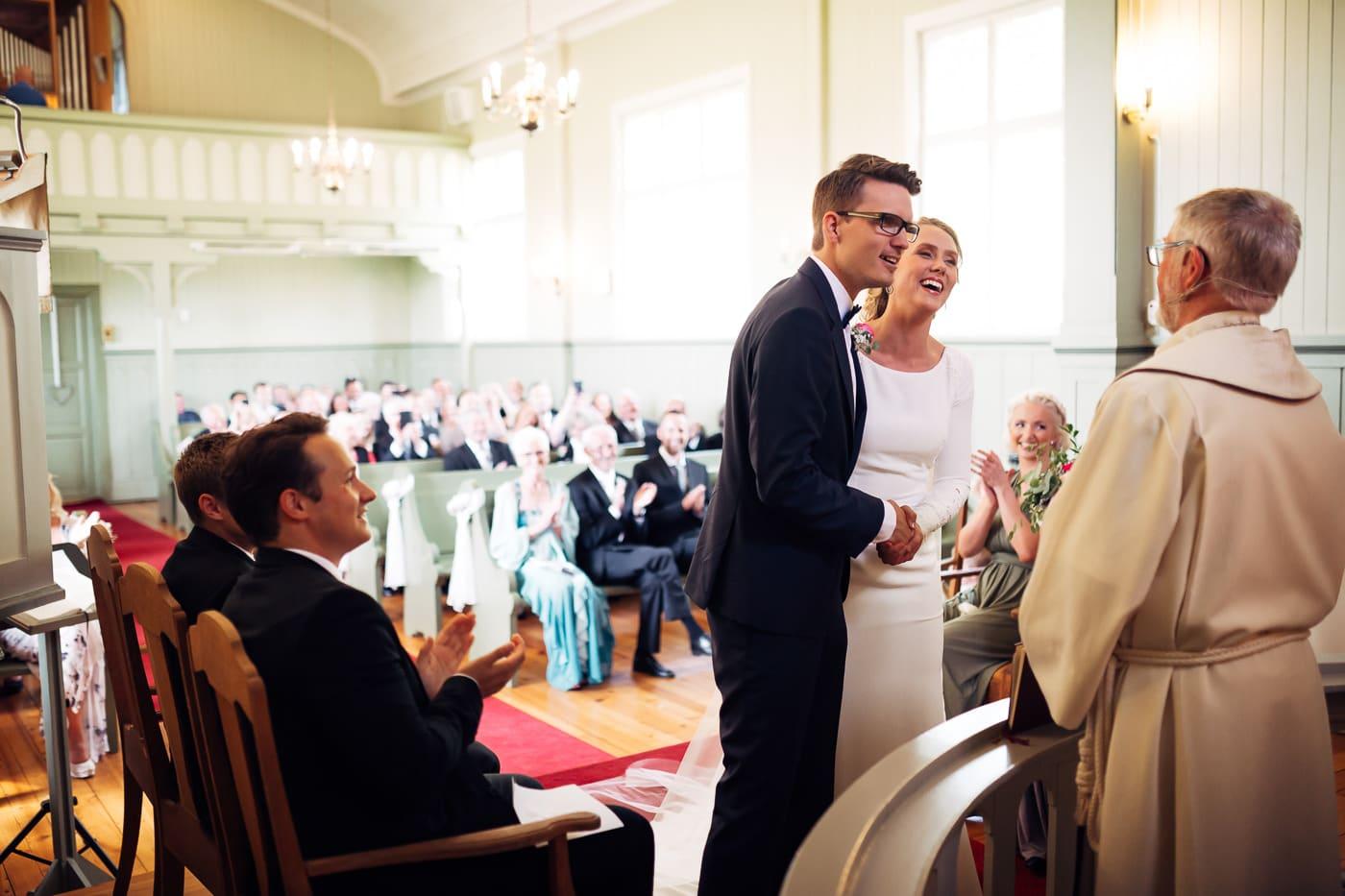 Karoline & Andreas - bryllup i Østfold med magiske detaljer Bryllup Fredrikstad Fotograf 22