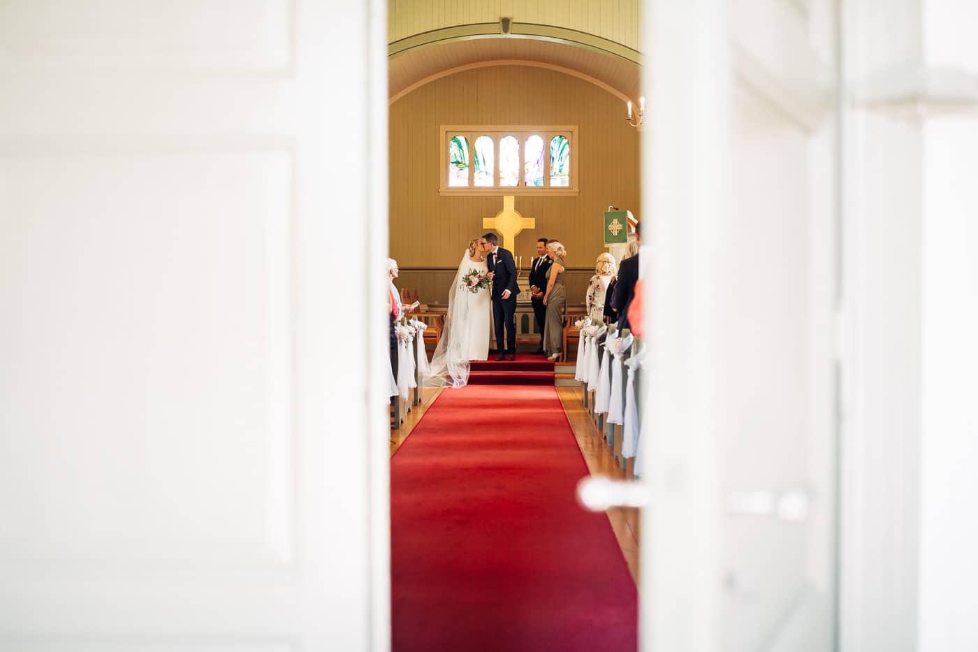 Karoline & Andreas - bryllup i Østfold med magiske detaljer Bryllup Fredrikstad Fotograf 26