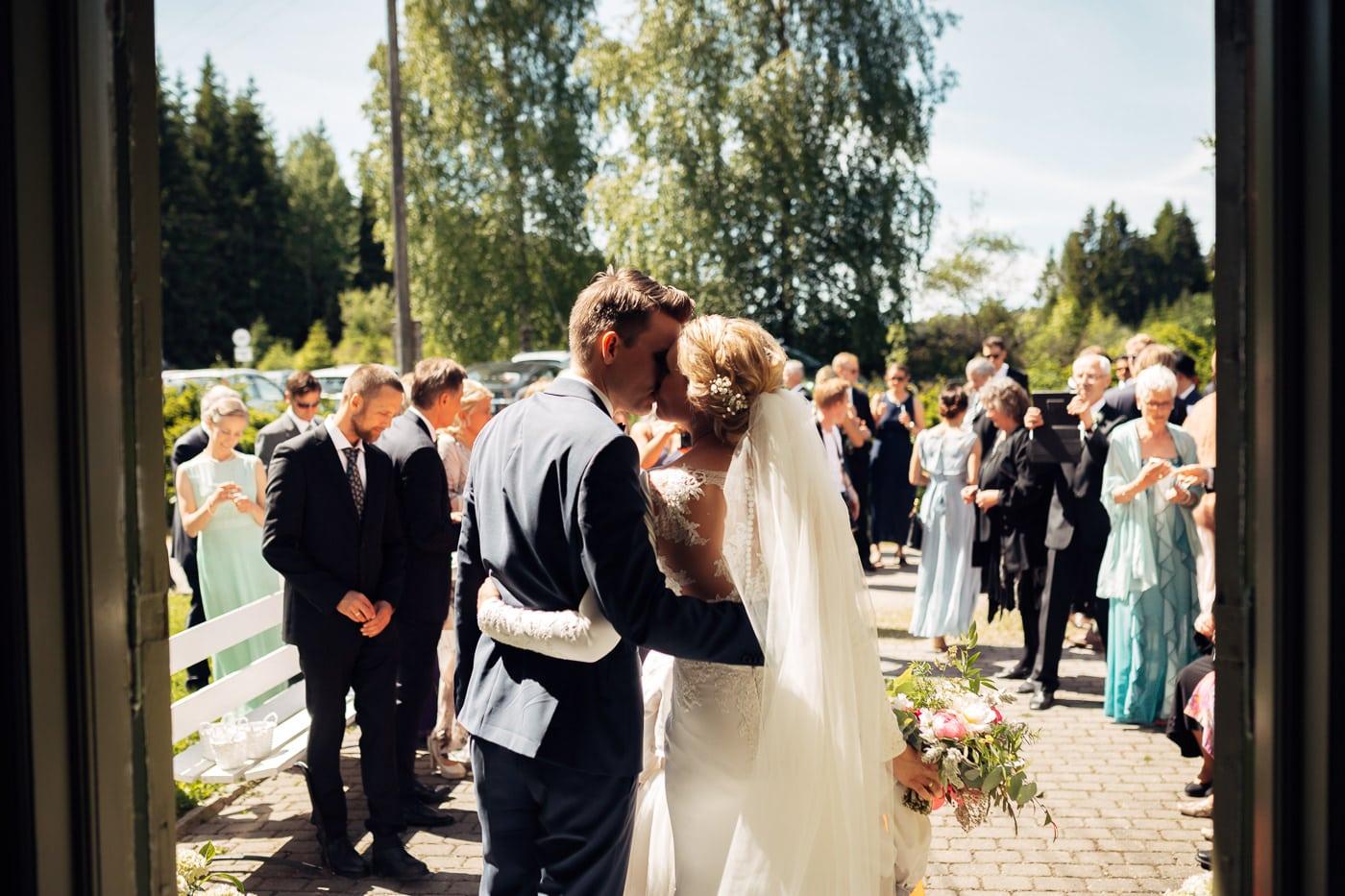 Karoline & Andreas - bryllup i Østfold med magiske detaljer Bryllup Fredrikstad Fotograf 31