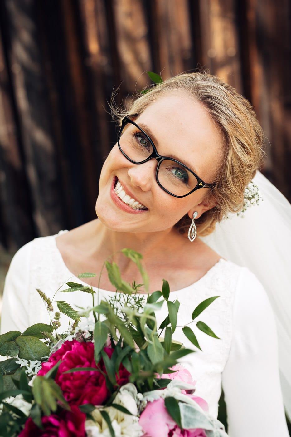 Karoline & Andreas - bryllup i Østfold med magiske detaljer Bryllup Fredrikstad Fotograf 33