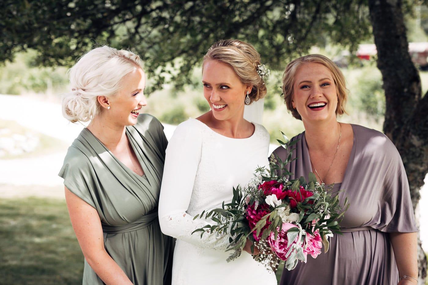 Karoline & Andreas - bryllup i Østfold med magiske detaljer Bryllup Fredrikstad Fotograf 41