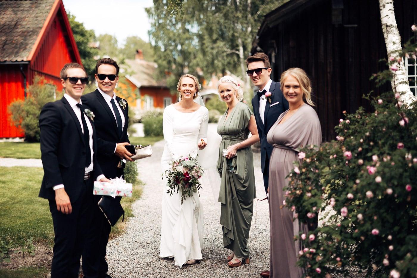 Karoline & Andreas - bryllup i Østfold med magiske detaljer Bryllup Fredrikstad Fotograf 42