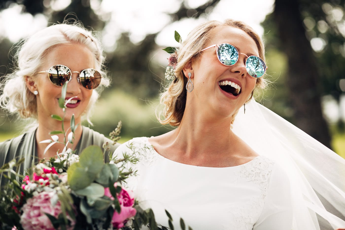 Karoline & Andreas - bryllup i Østfold med magiske detaljer Bryllup Fredrikstad Fotograf 43