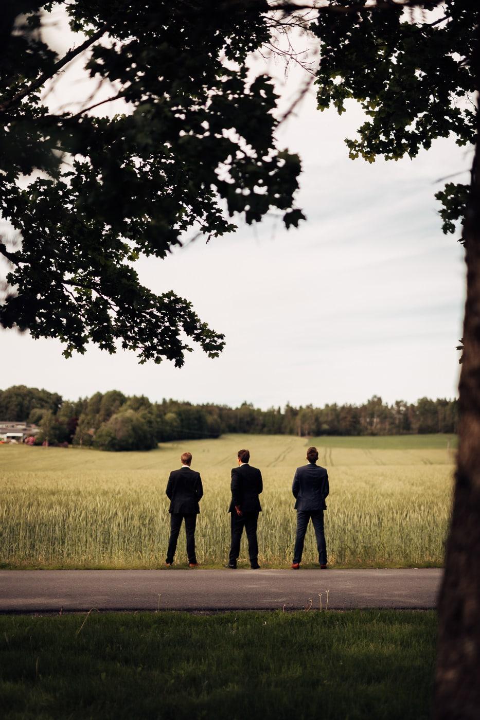 Karoline & Andreas - bryllup i Østfold med magiske detaljer Bryllup Fredrikstad Fotograf 49
