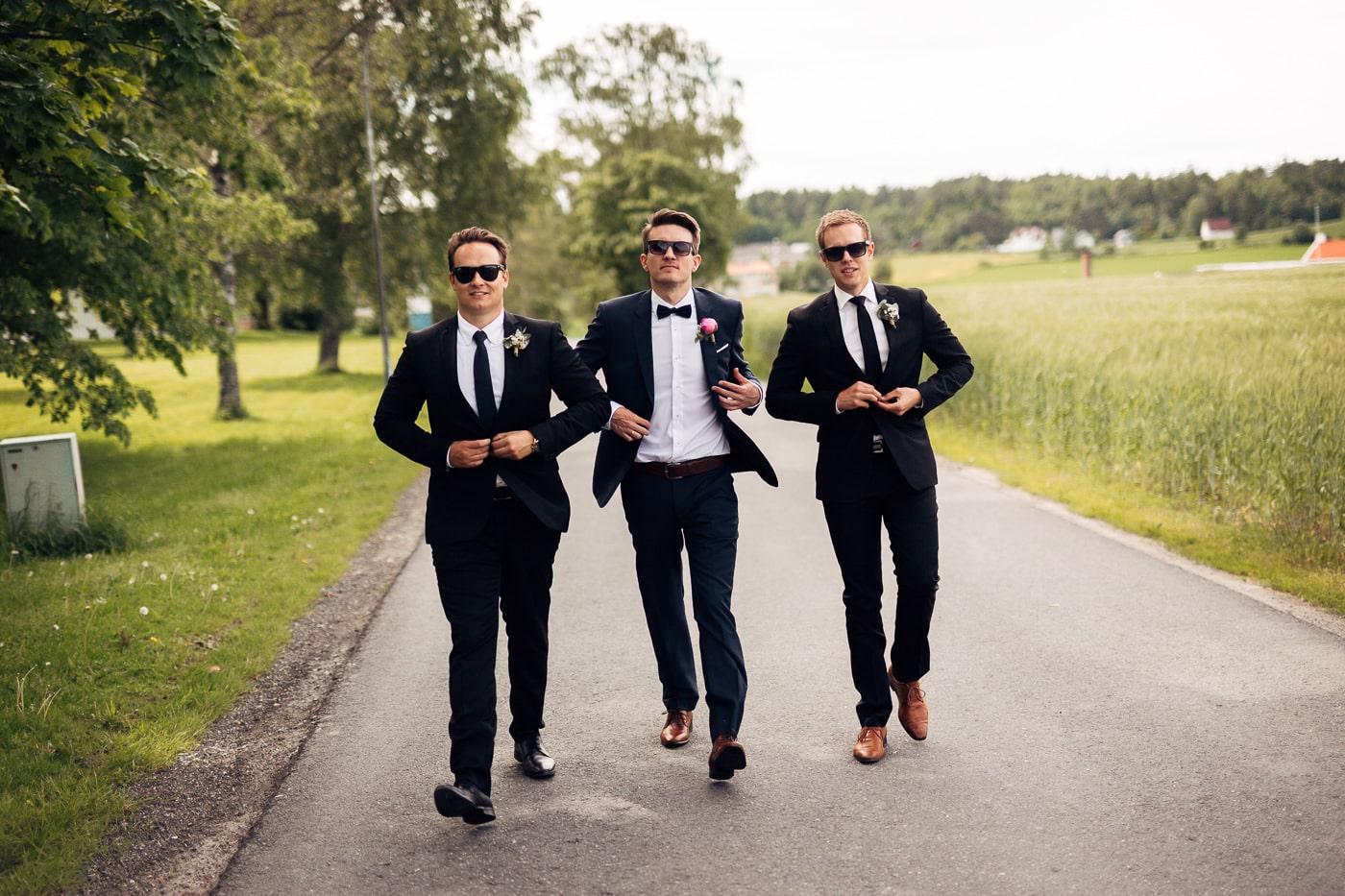 Karoline & Andreas - bryllup i Østfold med magiske detaljer Bryllup Fredrikstad Fotograf 51