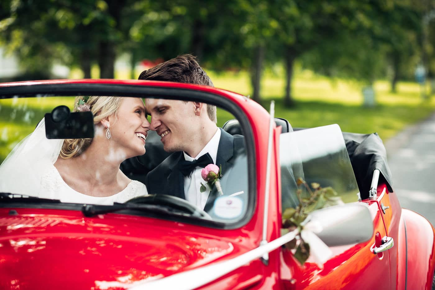 Karoline & Andreas - bryllup i Østfold med magiske detaljer Bryllup Fredrikstad Fotograf 57