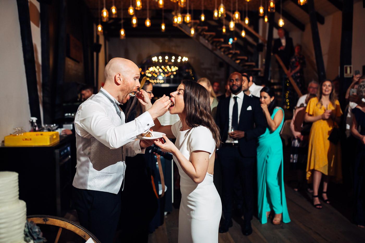 Malene & Ole Martin - elegant dansk- norskt bryllup i Oslo Bryllup Gamle Aker Oslo 12 Akershus