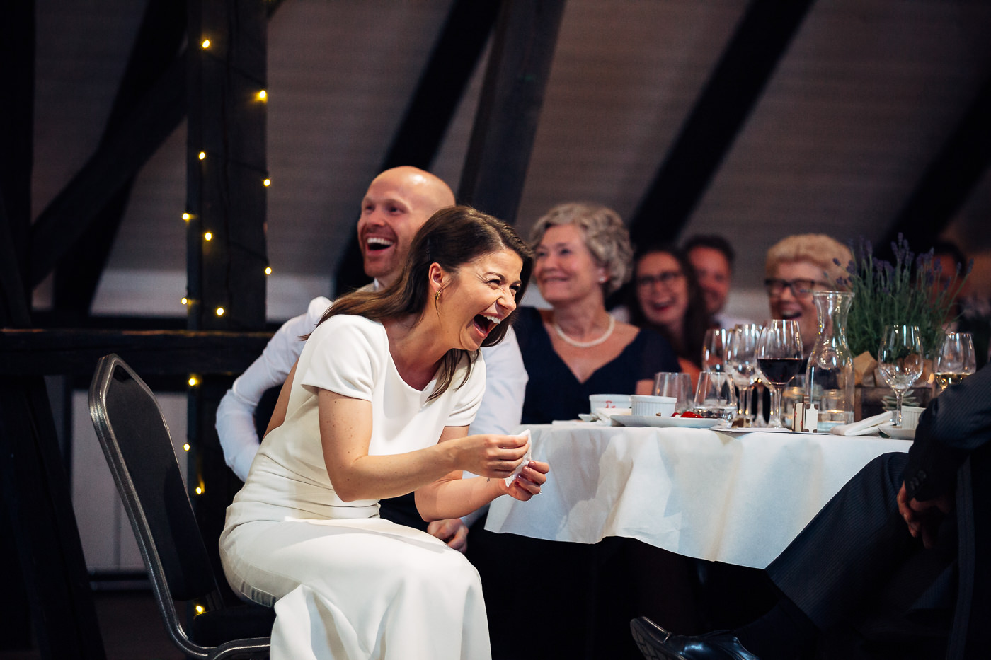Malene & Ole Martin - elegant dansk- norskt bryllup i Oslo Bryllup Gamle Aker Oslo 14 Akershus