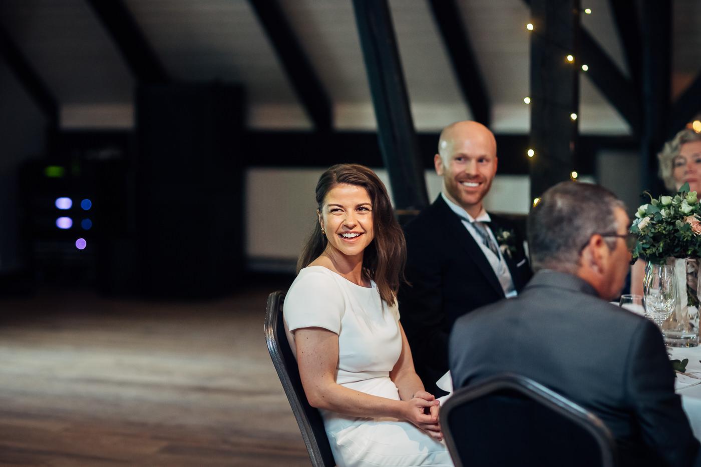 Malene & Ole Martin - elegant dansk- norskt bryllup i Oslo Bryllup Gamle Aker Oslo 20 Akershus