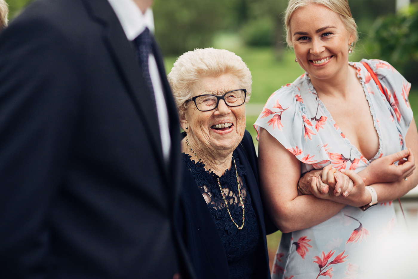 Malene & Ole Martin - elegant dansk- norskt bryllup i Oslo Bryllup Gamle Aker Oslo 22 Akershus