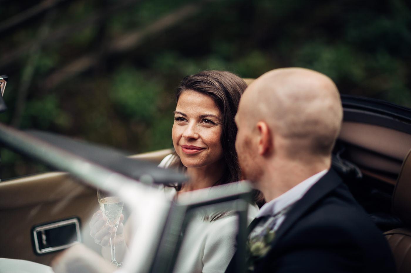 Malene & Ole Martin - elegant dansk- norskt bryllup i Oslo Bryllup Gamle Aker Oslo 27 Akershus