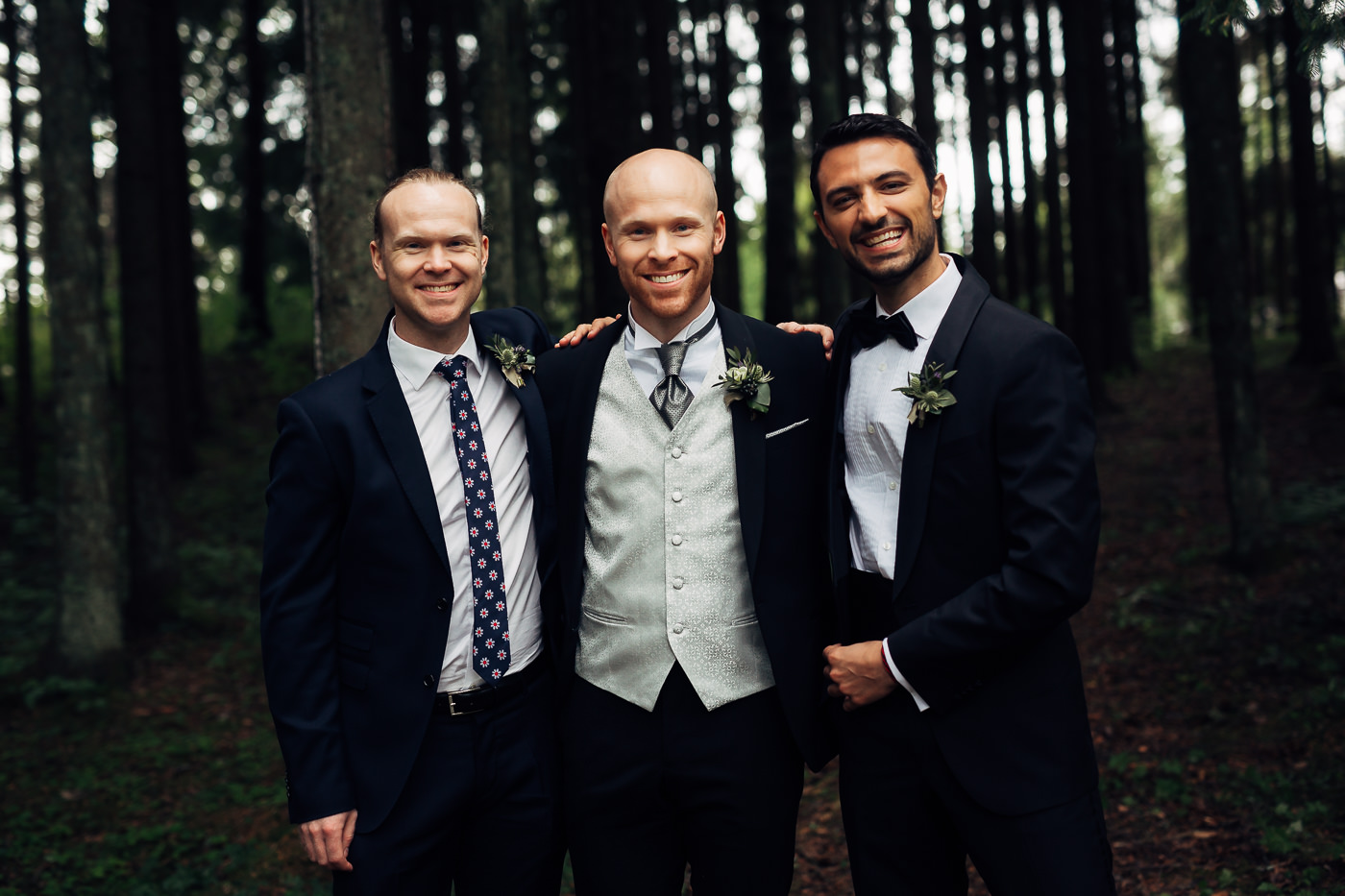 Malene & Ole Martin - elegant dansk- norskt bryllup i Oslo Bryllup Gamle Aker Oslo 28 Akershus