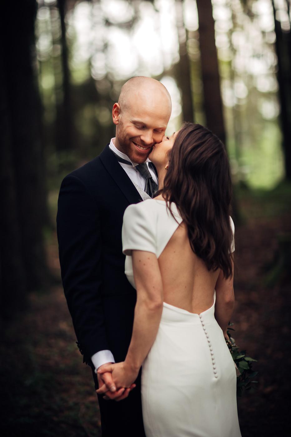 Malene & Ole Martin - elegant dansk- norskt bryllup i Oslo Bryllup Gamle Aker Oslo 32 Akershus