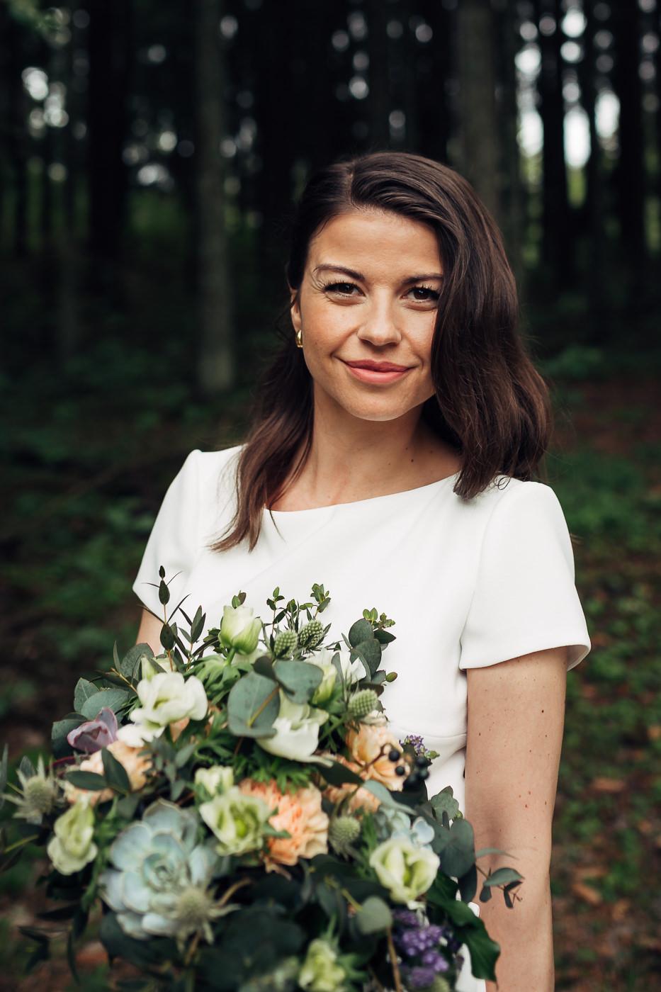 Malene & Ole Martin - elegant dansk- norskt bryllup i Oslo Bryllup Gamle Aker Oslo 37 Akershus
