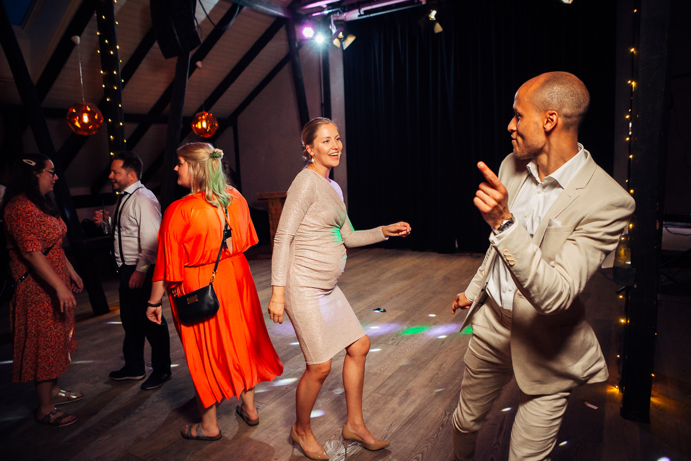 Malene & Ole Martin - elegant dansk- norskt bryllup i Oslo Bryllup Gamle Aker Oslo 4 Akershus
