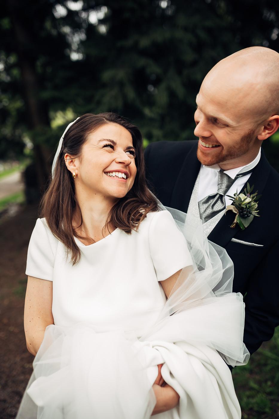Malene & Ole Martin - elegant dansk- norskt bryllup i Oslo Bryllup Gamle Aker Oslo 40 Akershus