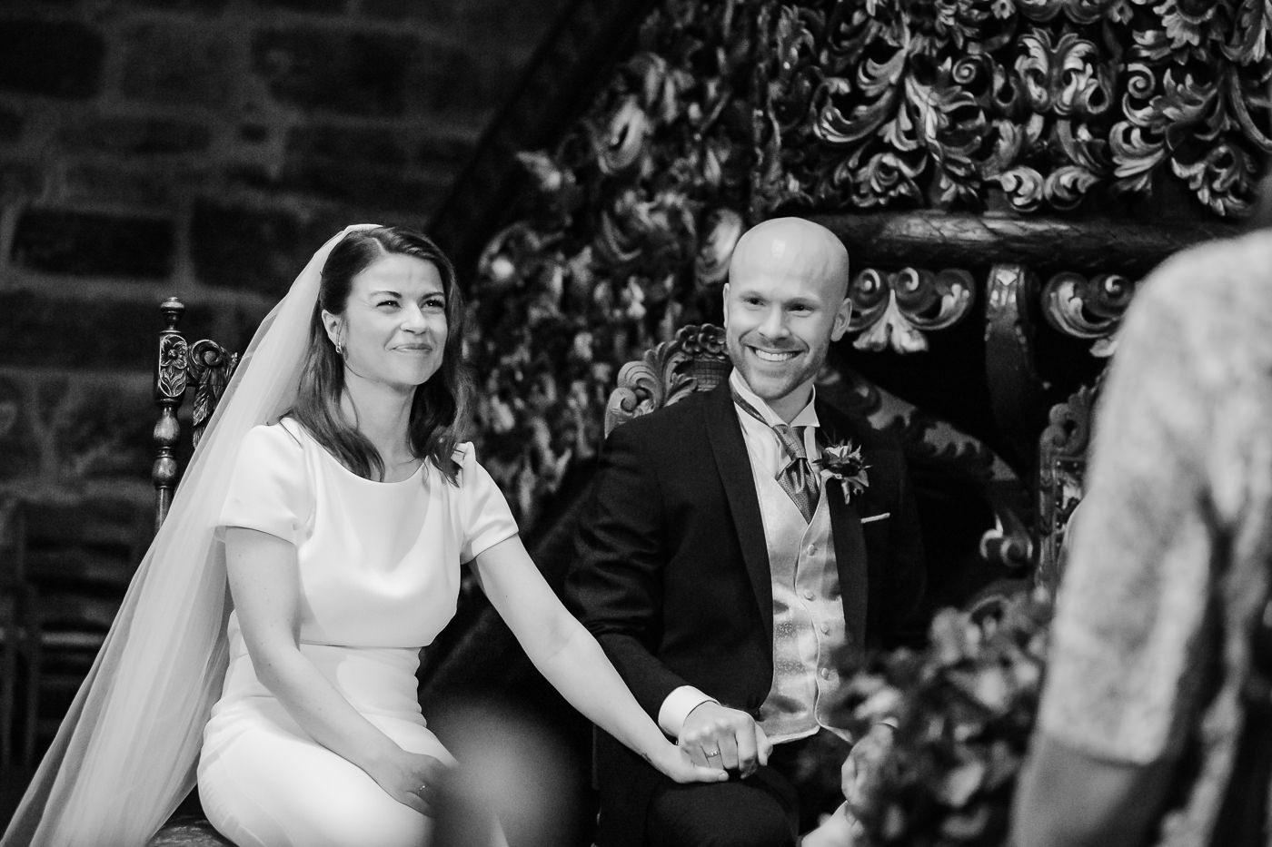 Malene & Ole Martin - elegant dansk- norskt bryllup i Oslo Bryllup Gamle Aker Oslo 48 Akershus