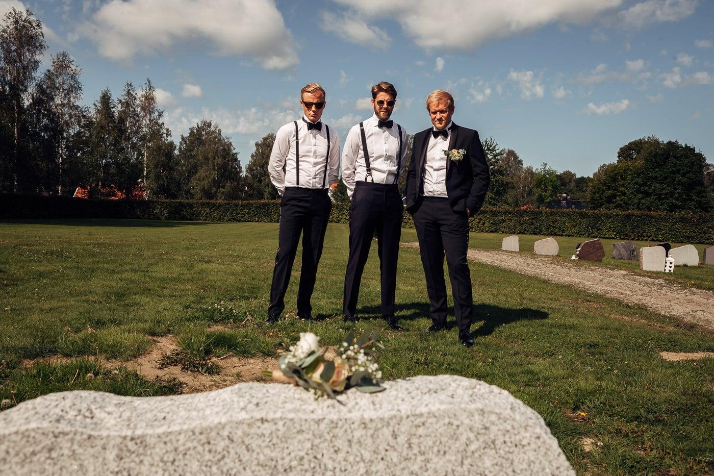 Linn & Frank - rørende og vakkert låvebryllup i Minnesund Bryllupsbilder Minnesund Eidsvoll 11 Brudepar