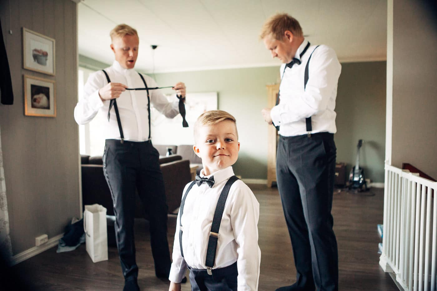 Linn & Frank - rørende og vakkert låvebryllup i Minnesund Bryllupsbilder Minnesund Eidsvoll 3 Brudepar