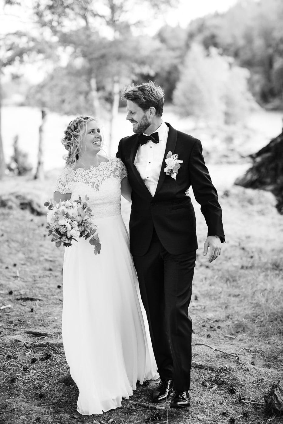 Linn & Frank - rørende og vakkert låvebryllup i Minnesund Bryllupsbilder Minnesund Eidsvoll 50 Brudepar