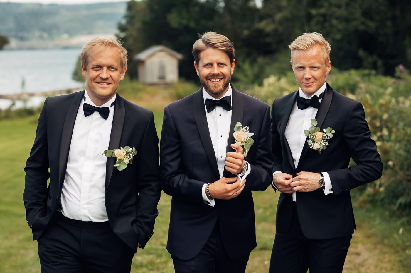 Linn & Frank - rørende og vakkert låvebryllup i Minnesund Bryllupsbilder Minnesund Eidsvoll 53 Brudepar