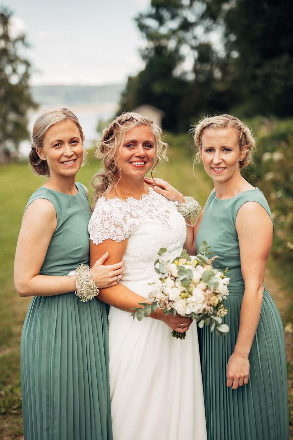 Linn & Frank - rørende og vakkert låvebryllup i Minnesund Bryllupsbilder Minnesund Eidsvoll 54 Brudepar