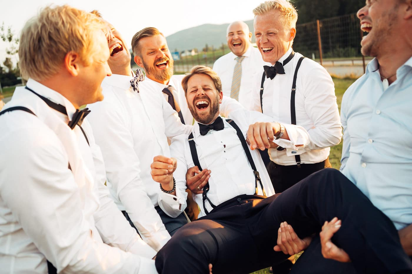 Linn & Frank - rørende og vakkert låvebryllup i Minnesund Bryllupsbilder Minnesund Eidsvoll 83 Brudepar