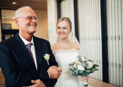 En bryllupsdag Bryllupsfotograf Hellerud Akershus 29