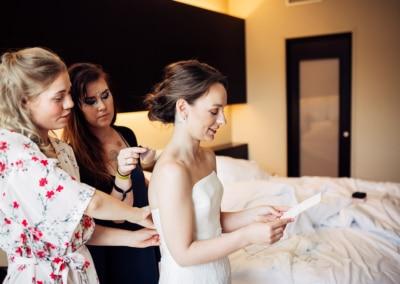 En bryllupsdag Bryllupsfotograf Larvik Stavern sommer 12