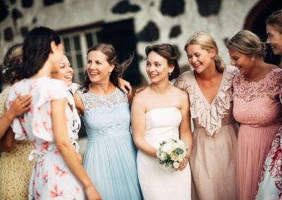 En bryllupsdag Bryllupsfotograf Larvik Stavern sommer 73