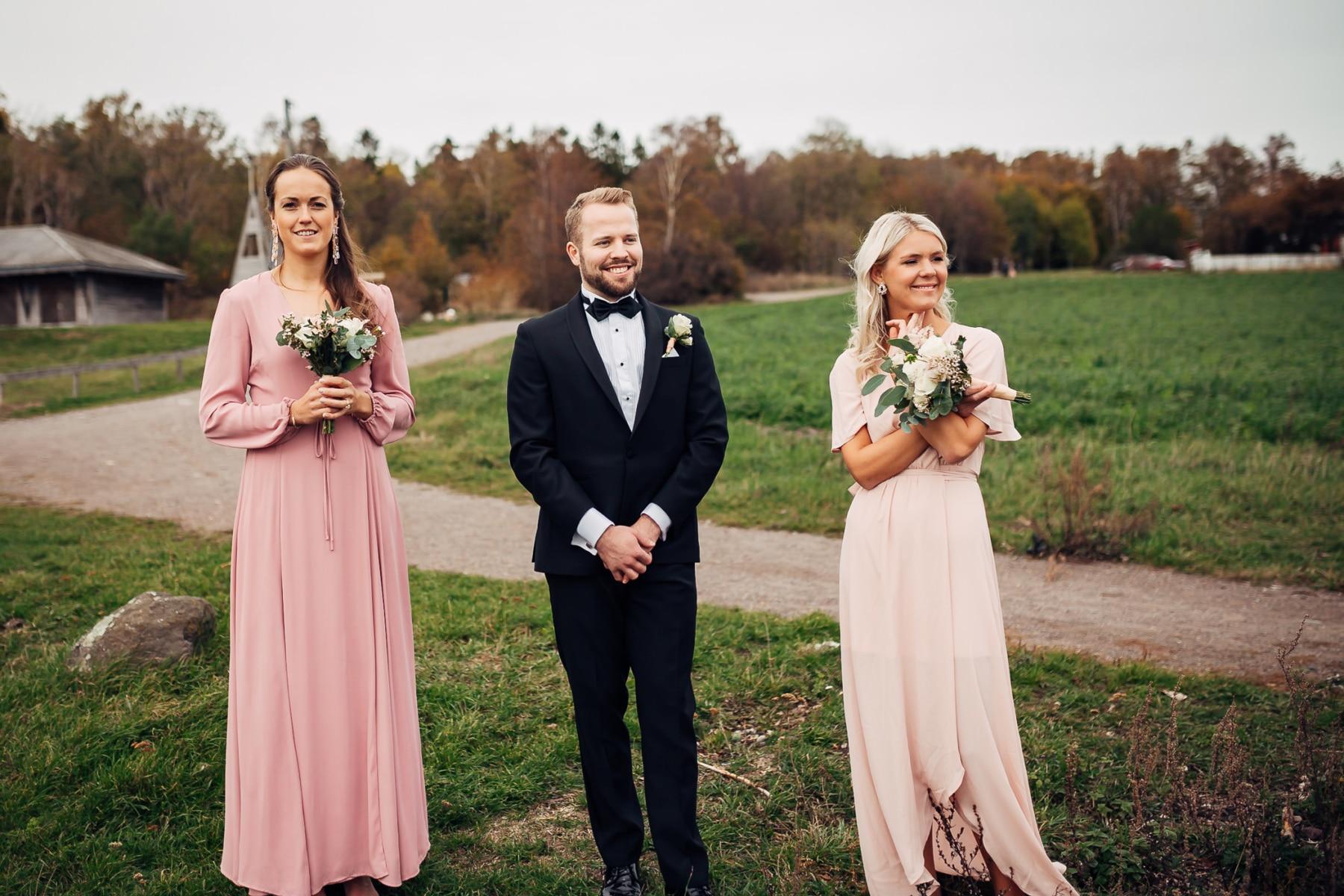 Klara & Stefan - hjertevarmt bryllup i Tønsberg Fotograf bryllup Karlsvik Vestfold 13 Brudepar