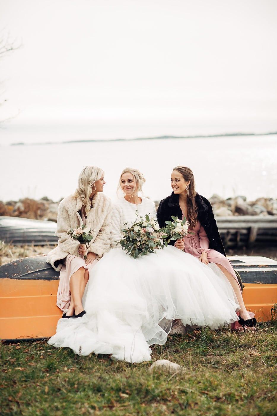 Klara & Stefan - hjertevarmt bryllup i Tønsberg Fotograf bryllup Karlsvik Vestfold 20 Brudepar