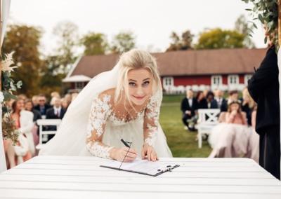 En bryllupsdag Fotograf bryllup Karlsvik Vestfold 37