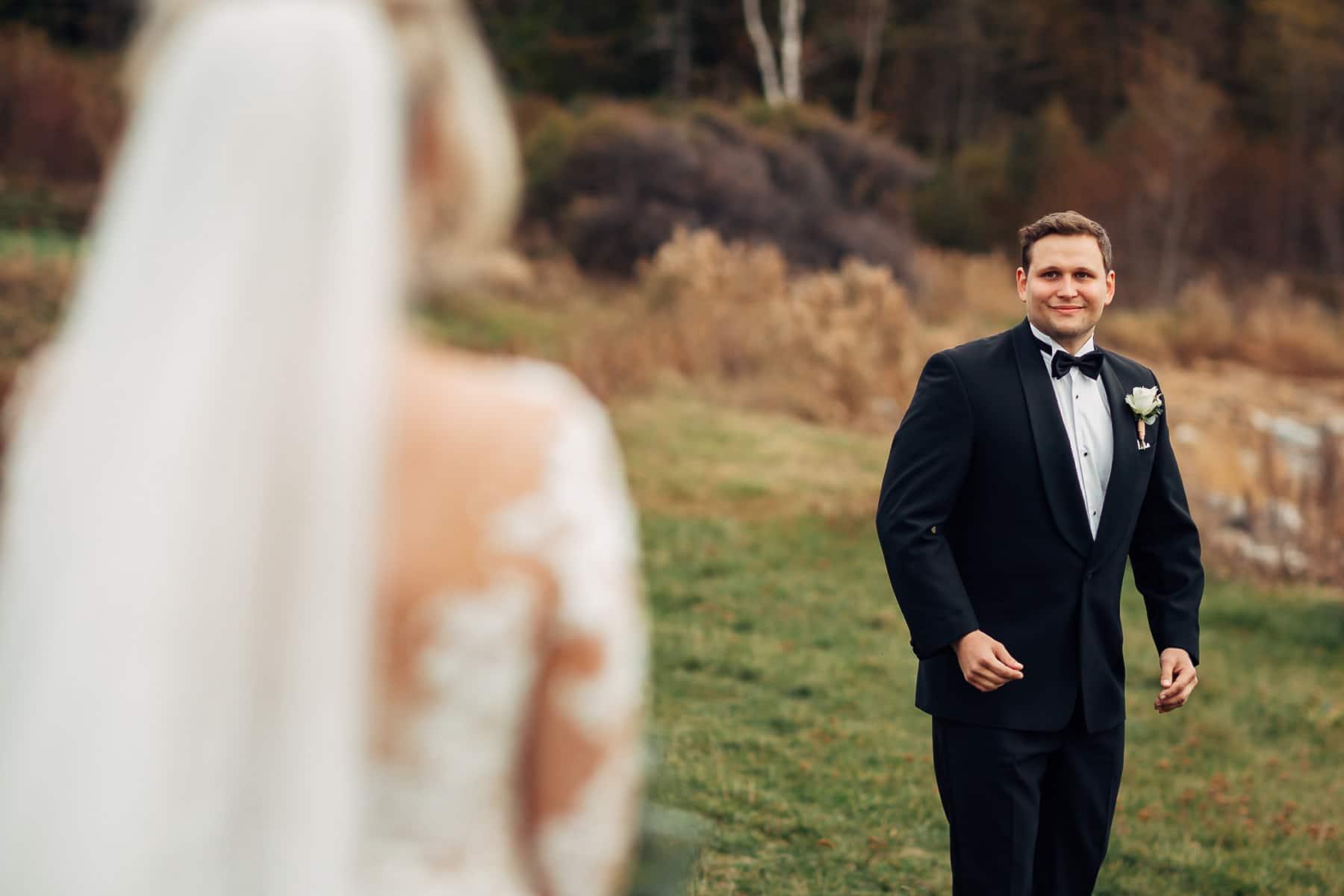 Klara & Stefan - hjertevarmt bryllup i Tønsberg Fotograf bryllup Karlsvik Vestfold 6 Brudepar