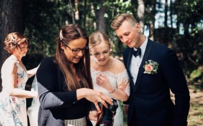 Hva er fordelen med å være to fotografer?
