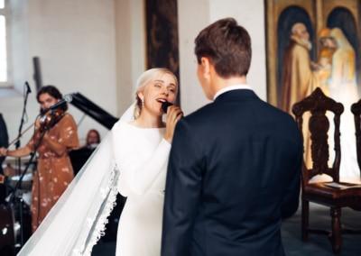En bryllupsdag Karlsvik Tonsberg bryllup host 2