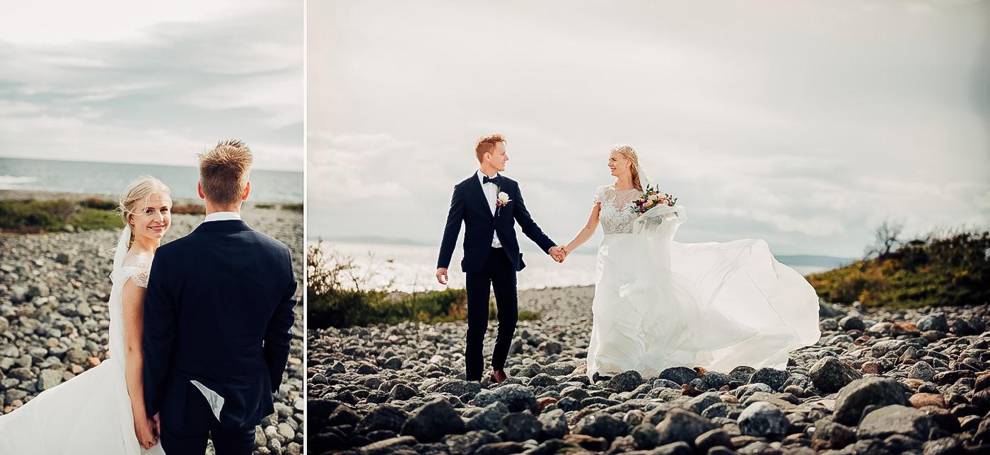 Karianne & Kent - sommerlig heldagsfotografering i Stavern Sommerbryllup Stavern Vestfold 16 Brudepar