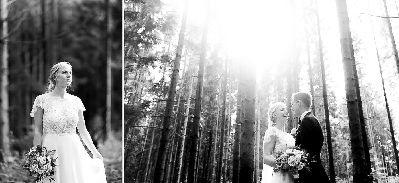 Karianne & Kent - sommerlig heldagsfotografering i Stavern Sommerbryllup Stavern Vestfold 18 Brudepar