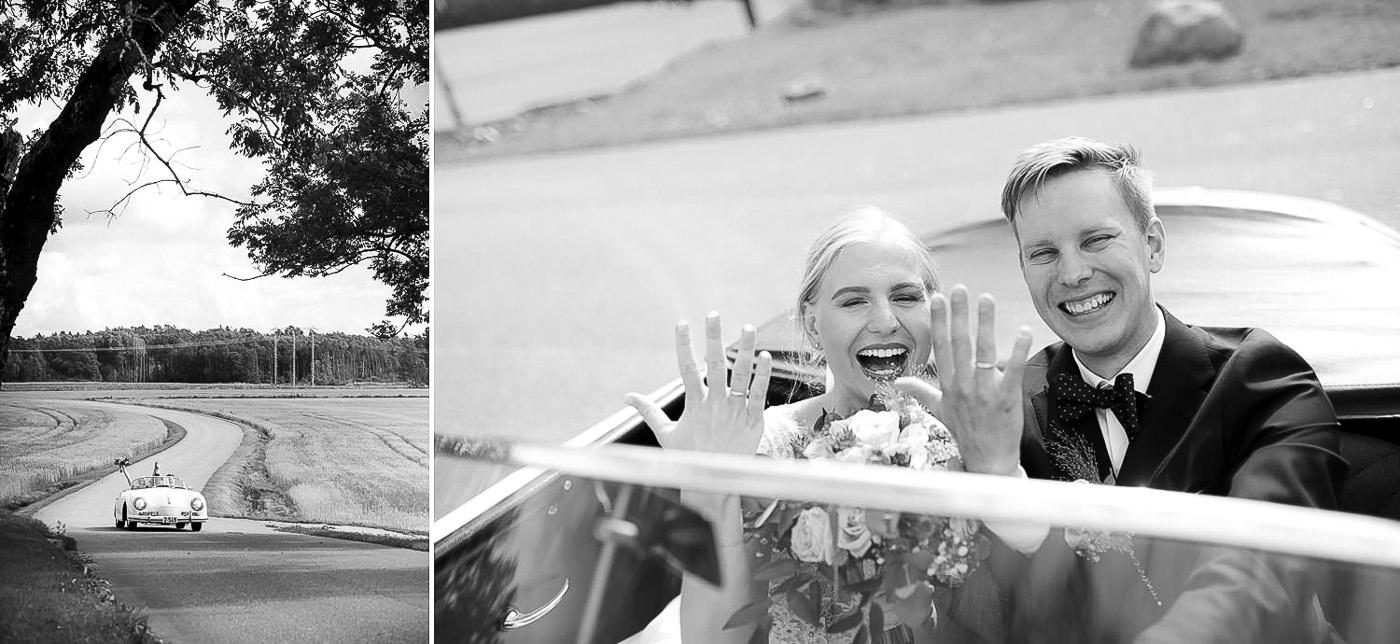 Karianne & Kent - sommerlig heldagsfotografering i Stavern Sommerbryllup Stavern Vestfold 24 Brudepar