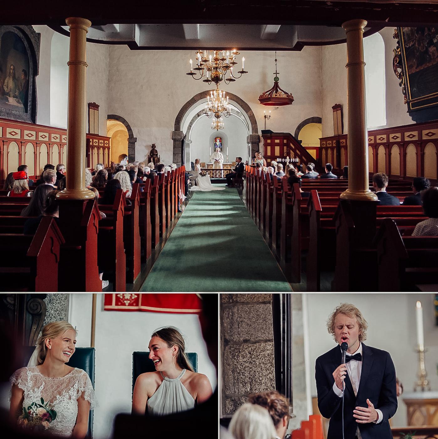 Karianne & Kent - sommerlig heldagsfotografering i Stavern Sommerbryllup Stavern Vestfold 4 Brudepar